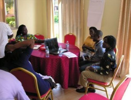 PAR Workshop in Gulu,Uganda
