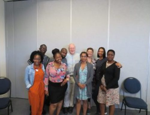 VET Africa 4.0 team participate in the first South African National Doctoral Research workshop on VET