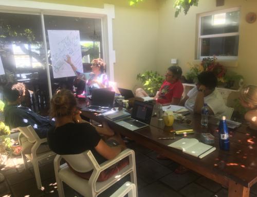 VET Africa 4.0 Writing Retreat, Kenton-on-Sea, February 2-4
